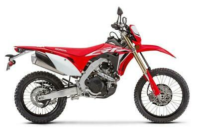 HONDA CRF450L 2019 MODEL PRE REGISTERED BARGAIN