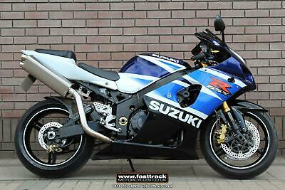 SUZUKI GSXR 1000 2003 K3 - VIDEO TOURS AVAILABLE