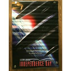 Independence Day Licensed Movie Glossy Poster Athena Intl Vintage 1996