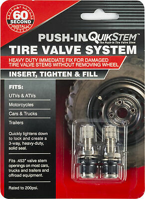 Hardline Quickstem Push-In Valve Stem QS-1