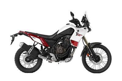 YAMAHA TENERE 700 XTZ 700 T7 2020 BRAND NEW WHITE - ** Free Delivery **