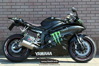 YAMAHA YZF R6 2007 07 - VIDEO TOURS AVAILABLE