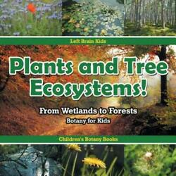 Plants And Tree Ecosystems! From Wetlands To Forests - Botany For Kids - Ch...