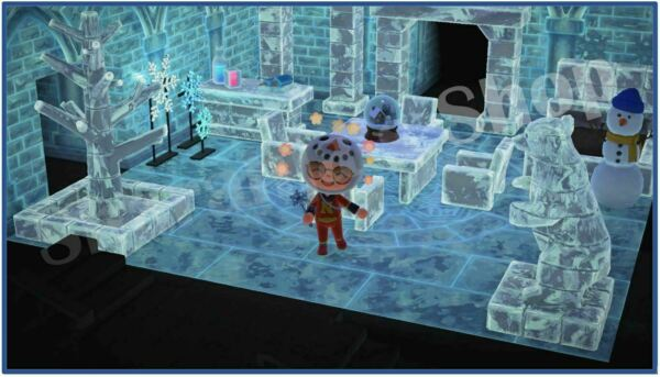 Mions,FranceFrozen Winter Complete Collection Animal Crossing New Horizons