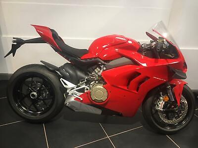 Ducati panigale v4 brand new 2020 model ready to ride away