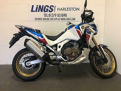 2020 Honda CRF1100 AFRICA TWIN ADVENTURE SPORTS ABS Adventure Bike with Electron