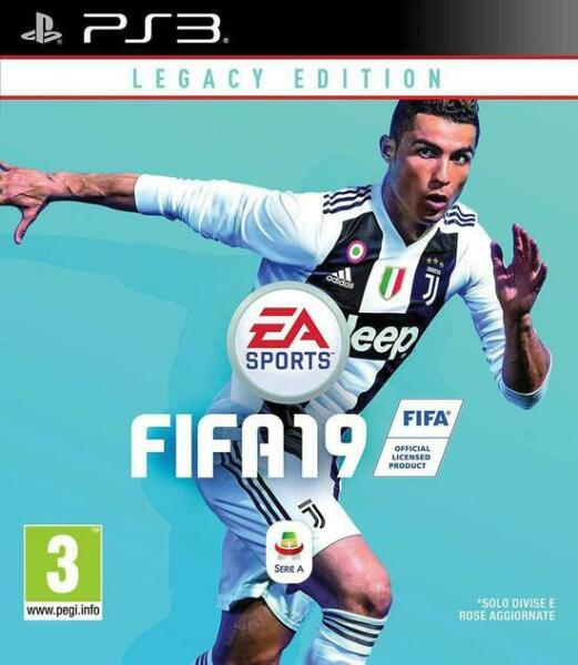 Fifa 19 ps3 Italiano Originale Completo Digit.