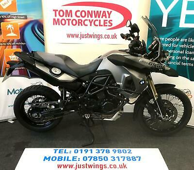 BMW F800 GS ABS, 2009(09), 30,949 MILES, FSH, MANY EXTRAS, £3995