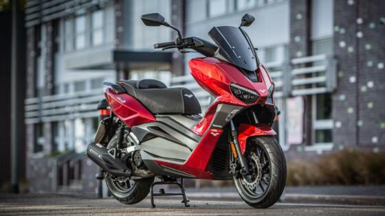 Lexmoto AURA 125cc 4T Brand New - Learner Legal- Due Jan 2021 - Be Quick Limited