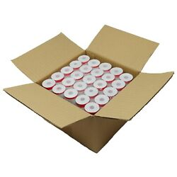 Core Less  2 1/4 x 75 thermal paper 50 rolls credit card rolls 50 GSM Thickness