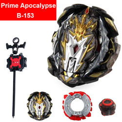 Kyпить Prime Apocalypse Beyblade GT B-153 Booster Burst Rise Ultimate Toy Launcher Set на еВаy.соm