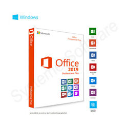 Kyпить Microsoft Office 2019 Professional Plus - Kein ABO - 1 PC - Windows 10 на еВаy.соm