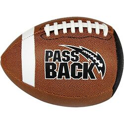 Kyпить Passback Official Composite Football, Highschool, Training Football Ages 14+ на еВаy.соm