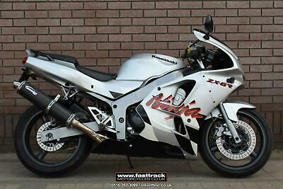 KAWASAKI ZX-6R 1997 P REG - VIDEO TOURS AVAILABLE - NATIONWIDE DELIVERY