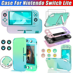Kyпить Protective Hard Case Cover Shell + Screen Protector For Nintendo Switch Lite на еВаy.соm