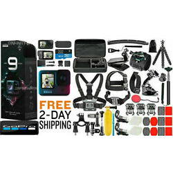 Kyпить NEW GoPro HERO 9 Black 5K Video +  ***Deluxe Accessories Mega Bundle*** на еВаy.соm