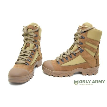 img-French Army Desert Combat Boots Nubuck Leather Foreign Legion Like Meindl Lowa