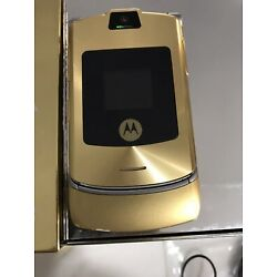 Kyпить Vintage Dolce and Gabana Gold Flip Cell Phone  на еВаy.соm