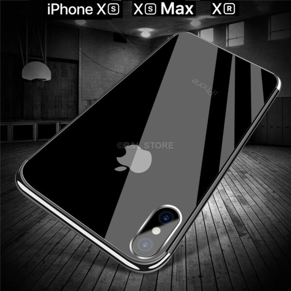 ItalieCoque Pour Apple IPHONE XS / Max / XR Étui TPU Silicone  Slim