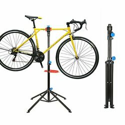 Kyпить Heavy Duty Bike Repair Stand Adjustable Maintenance Folding Bike Rack +Tool Tray на еВаy.соm