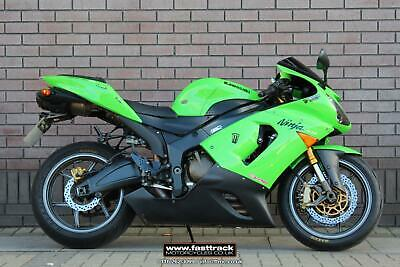 KAWASAKI ZX-6R 2006 06 - VIDEO TOURS AVAILABLE - NATIONWIDE DELIVERY