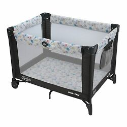 Kyпить Graco Pack and Play Portable Playard Push Button Compact Fold, Carnival на еВаy.соm