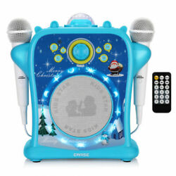 Kyпить EARISE T29 Kids Karaoke System 2 Wired Microphones with Bluetooth, Voice Changer на еВаy.соm