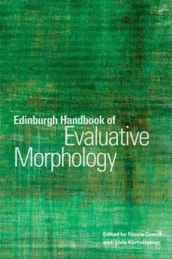 Royaume-UniGrandi  Nicola & Kortelye-Edinburgh  Of Evaluative Morphology BOOKH NEUF