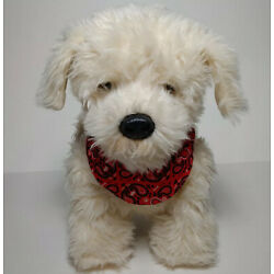 Kyпить Georgie Interactive Electronic Plush Puppy Dog & Bandana 12 Voice Commands Works на еВаy.соm