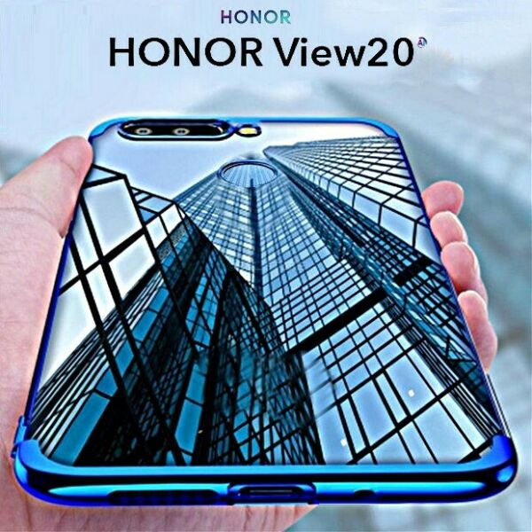 ItalieCoque pour Huawei Honor View 20 Étui TPU Original  Slim Case