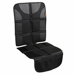 Lusso Gear Car Seat Protector with Thickest Padding - Featuring XL Size