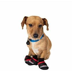 Fashion Pet Extreme All Weather Boots for Dogs | Dog Boots for Snow X-Small Red