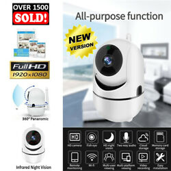 Kyпить 1080P Wireless IP Camera / Nanny Camera Indoor Home Smart Wifi Baby Monitor Pet на еВаy.соm