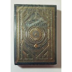 Kyпить Apocalisse Wrath of God GILDED Playing Cards Limited Edition Deck Thirdway на еВаy.соm