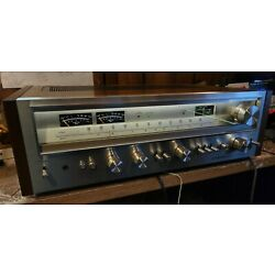 Kyпить Pioneer SX-780 Vintage Stereo Receiver Fully Restored, New Capacitors, LEDs на еВаy.соm