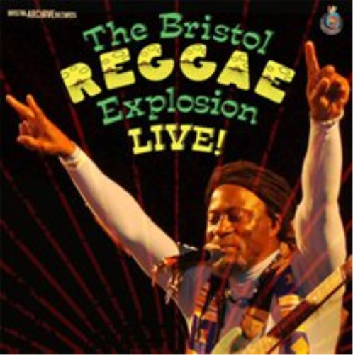 Royaume-UniVarious Artists-The Bristol Reggae  Live! CD with DVD NEUF