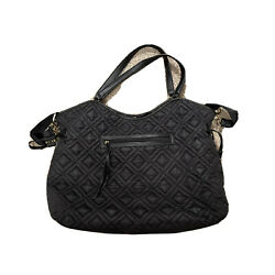 Kyпить TORY BURCH QUILTED SLOUCHY BLACK BABY DIAPER BAG - 100% AUTHENTIC на еВаy.соm