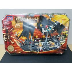 Kyпить Mega Bloks 1066 Pirates of the Caribbean At Worlds End - BLACK PEARL Pirate Ship на еВаy.соm