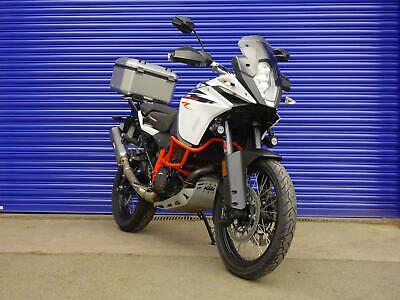 KTM 1090 Adventure R 2017, Great Extras, Free UK Mainland Delivery