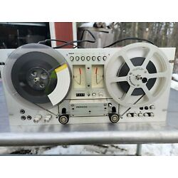 Kyпить Pioneer RT-707 Reel to reel tape player recorder vg+ shape tested FREE SHIPPING на еВаy.соm