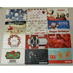 Kyпить 144 Collectible Gift Cards LOT A. No Value  Used. Mostly Holiday Themed. на еВаy.соm