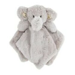 Kyпить K Luxe Baby Kelly Toy Elephant Security Blanket w/ Rattle Plush Gift  на еВаy.соm