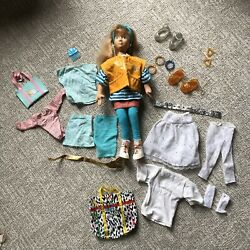 Kyпить Vintage Hot Looks Chelsea Doll with Original Clothes and Additional Outfits на еВаy.соm