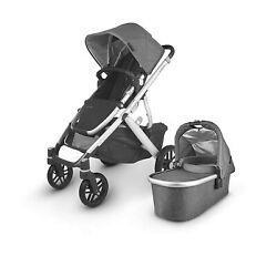 Kyпить New  UPPAbaby - VISTA V2 with Bassinet (Charcoal Melange Jordan)  2020 Model  на еВаy.соm