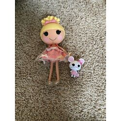 "Kyпить Lalaloopsy Cinder Slippers 12"" Doll With Pet на еВаy.соm"