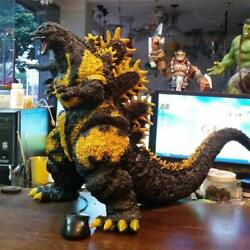 "Kyпить Big Size 1995 Gojira Burning Mode PVC Painted Figure Statue 33""L/ 18"
