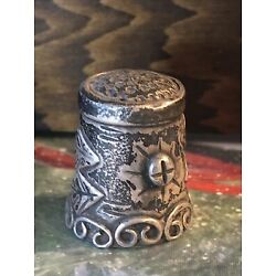 Kyпить Thimble Sterling Made In Mexico на еВаy.соm