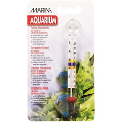 Kyпить Best Deluxe Floating Aquarium Thermometer Fish Tank with Suction Cup, 2 Pcs NEW на еВаy.соm