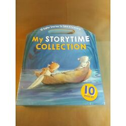 My Story Time Collection (Little Tiger Press 2018) 10 Book Set - NEW