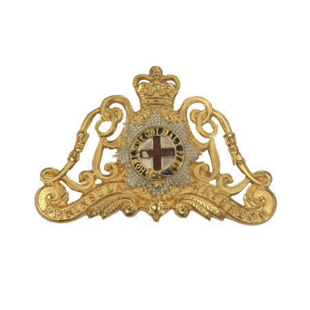 img-Life Guards Metal Badge for Buckle - British Army